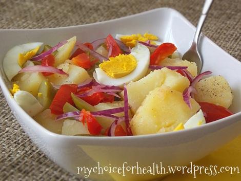 salata orientala simpla