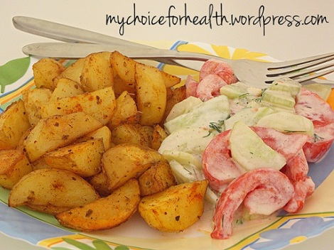 cartofi copti la cuptor 2