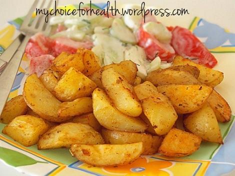 cartofi copti la cuptor 3