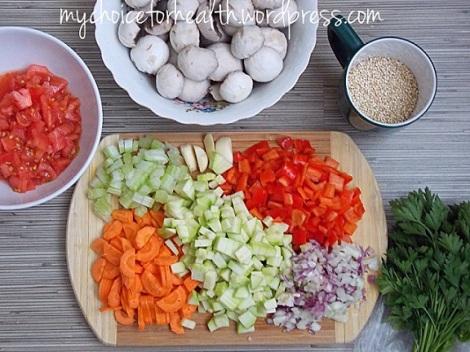 quinoa ingrediente