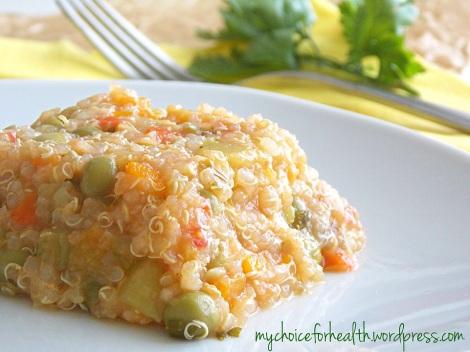 quinoa cu legume 2