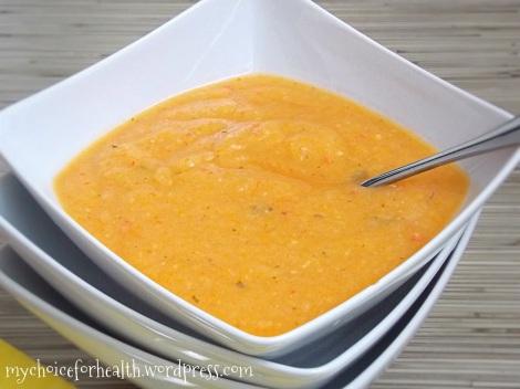 supa crema de dovlecei 2