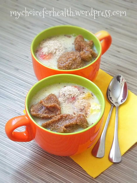 mic dejun cu amaranth