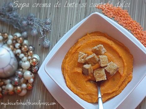 supa vrema de linte si cartofi dulci