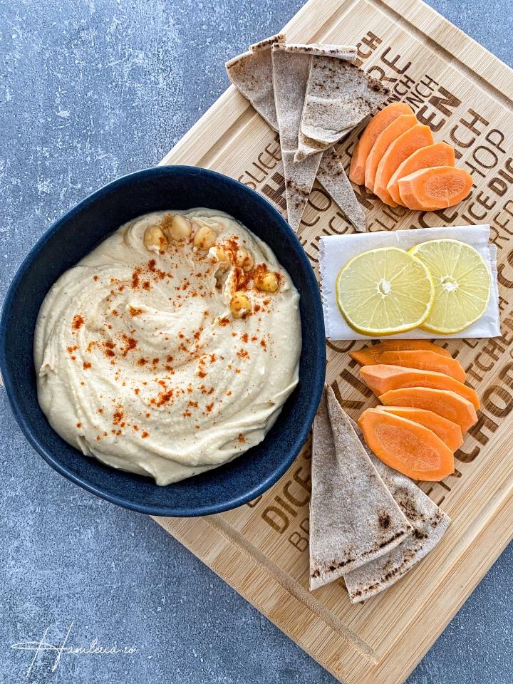Hummus de casa – retetarapida